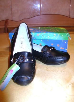 Новые туфли на девочку тм calorie 31р-19,5см