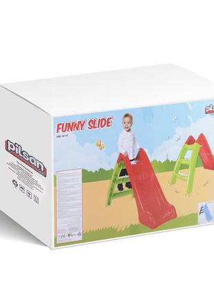 Детская горка Pilsan Funny 06-167