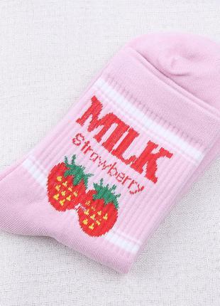Шкарпетки з яскравим принтом 765н