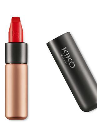 Помада kiko milano velvet passion matte lipstick 311
