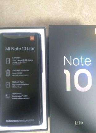Xiaomi Mi Not 10 Lite