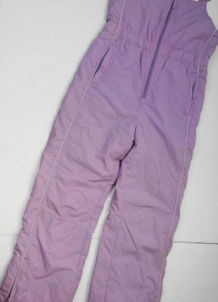 Athletech. полукомбинезон, лыжные штаны с подтяжками на 14-16 ...