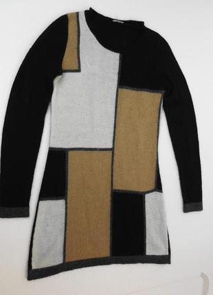 Итальянское платье туника из ангоры.