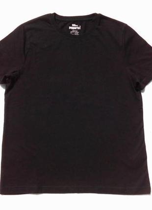Pepperts. футболка чёрная, хлопок.