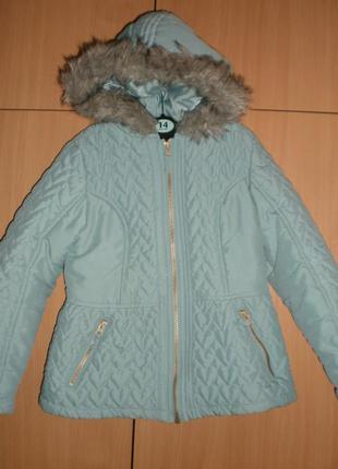 Куртка демисезонная для девочки george