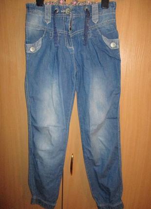 Тонкие джинсы next