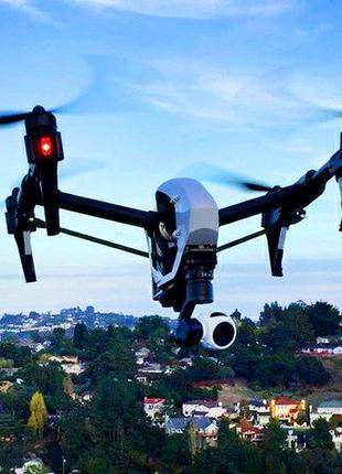 Аэросъемка квадрокоптер фото видео съёмка записи коптером