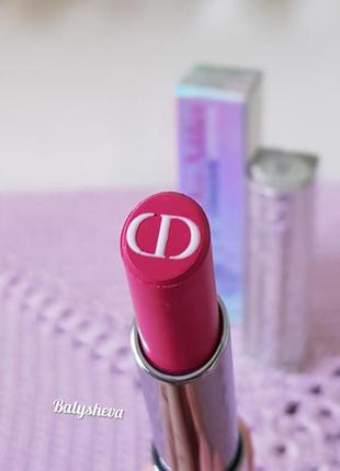 Christian dior addict care & dare lipstick помада для губ