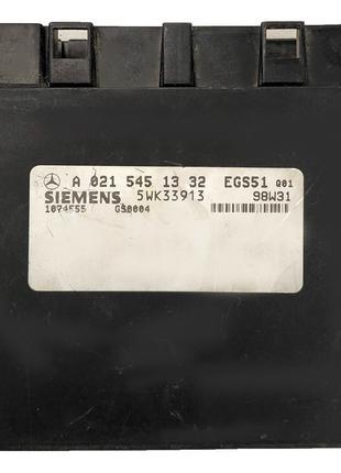 A0215451332  Mercedes W202 W210 блок управления АКПП