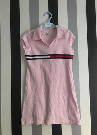 Детское платье tommy hilfiger