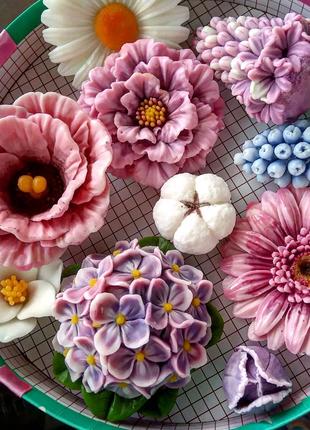 Молды силиконовые Цветы МОЛДЫ НА ЗАКАЗ  Собственное производство