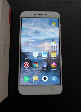 Смартфон Xiaomi Redmi 4x 3/32GB
