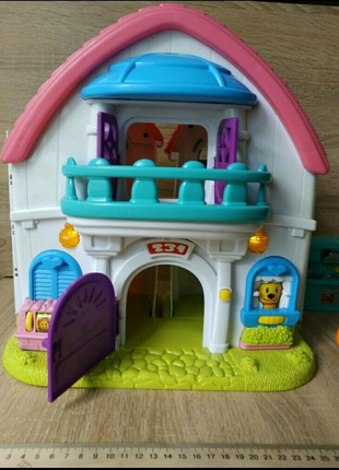 Домик дом с мебелью