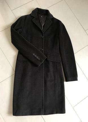 Пальто демисезонное стильное дорогой бренд hugo boss размер м ...