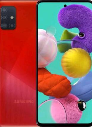 Смартфон Samsung Galaxy A51 4/64