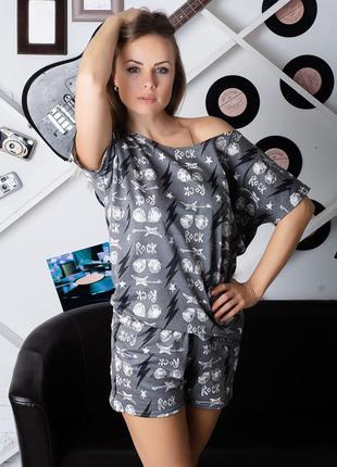 Женская пижама (домашний комплект) в подарочной упаковке