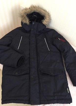 Зимняя куртка NEXT на мальчика 14-16 лет