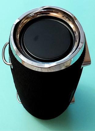 Колонка портативная для прослушивания аудиозаписей MP3, Bluetooth
