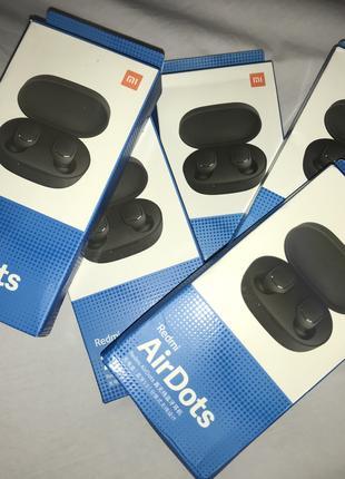 Оригинал беспроводные наушники гарнитура Xiaomi Redmi Airdots Ear