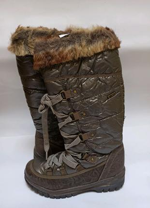 Сапоги(дутики). брендовая обувь stock