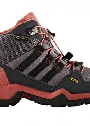 Ботинки термо кроссовки adidas terrex mid 35