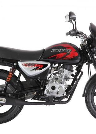 Мотоцикл Bajaj Boxer 125 Cross| Індія, гарантія, документи, до...