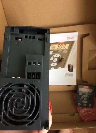 Частотный преобразователь Danfoss 5.5квт