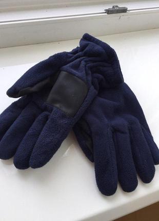 Зимние перчатки на мальчика 12-14 лет, фирмы Gap