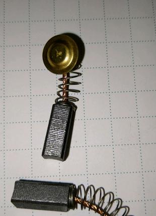 Щётки графитовые 11×7 длина 17  Philips fc8634/01