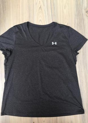Under armour футболка унисекс р.l