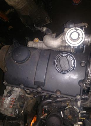Мотор Wolkswagen B5 1.9 TDI