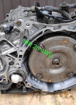 Коробка передач акпп(вариатор)CVT 4WD для Nissan X-Trail/ QASHQAI