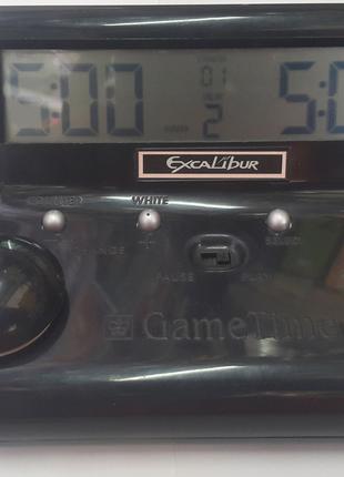 Часы шахматные Excalibur Game Time II