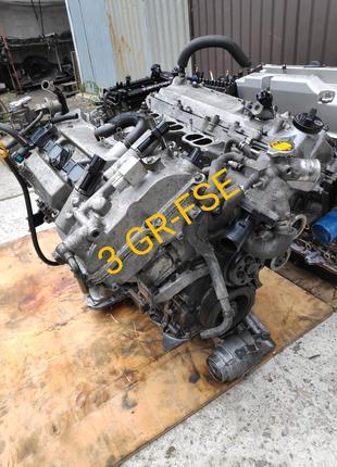 Двигатель для Lexus GS-300 3GR-FSE