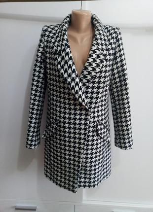 Пальто, удлиненный жакет