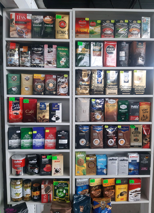 Кофе зернове молоте
