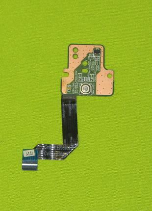 Кнопка включения HP 630 635 Compaq CQ57 01015EF00-388-G
