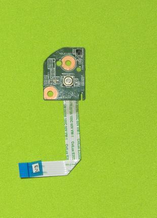Кнопка включения HP 650 655 Compaq CQ58 01016SP00-600-G