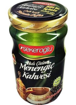 Фисташковый кофе Menengic Мененгич без кофеина 350 гр Турция