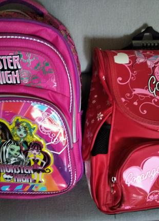 Рюкзак в школу для девочек