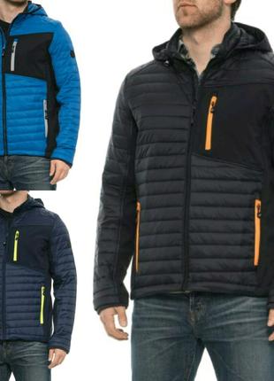 Мужская куртка Skechers. Skechers Nylon Shell Jacket