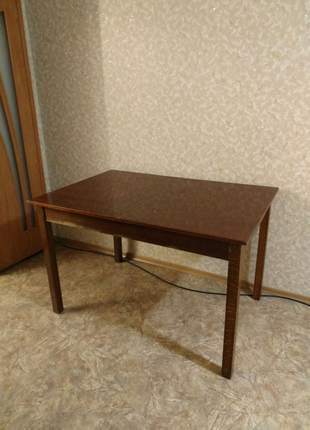Раскладной стол обеденный