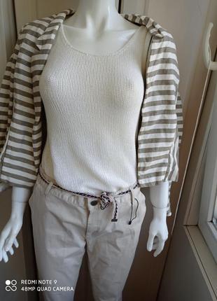 Комплект брюки майка и пиджак акция ло 20.08