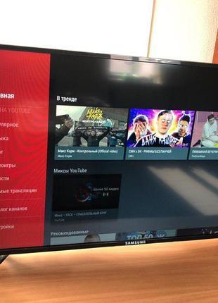 LED-телевизор Samsung 32' Smart TV НОВЫЙ Смарт-ТВ FHD, T2, WiFi