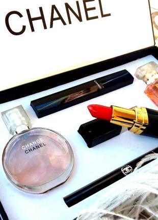 Женский подарочный набор Chanel