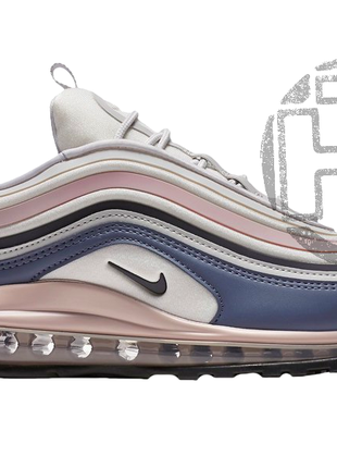 Мужские кроссовки Nike Air Max 97 Ultra 17 Grey/Rose 917704-006