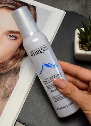 Увлажняющий спрей для лица images hot spring moisturizing spra...