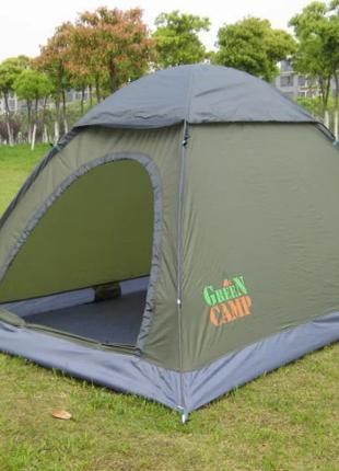 Палатка двухместная Green Camp 1503