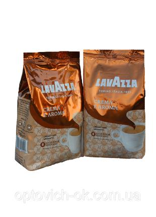 Кофе Lavazza в зернах. Акция!!! 10 + 1 Lavazza Crema e Aroma