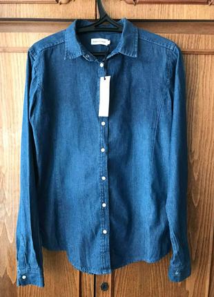 Джинсовая рубашка paraphrase guess diesel Zara cos all saints